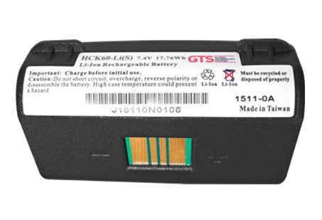Extended battery for INTERMEC CK3 - 5200mAh