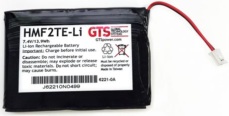 Battery for INTERMEC CK70 | CK71 - 5200mAh