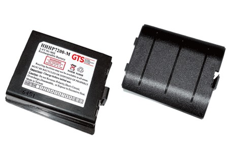 Battery for DATALOGIC TopGun & Falcon Series 300 - 1600mAh
